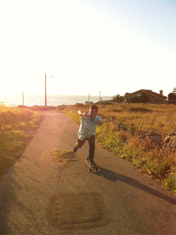 Masked Surfer sigue de Vacaciones. We like endless summer living ¡¡