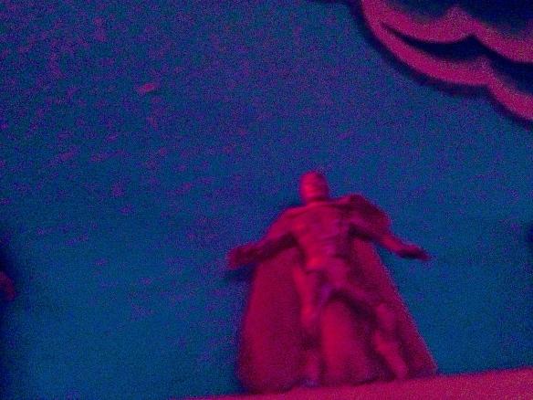 El enmacarado rojo
